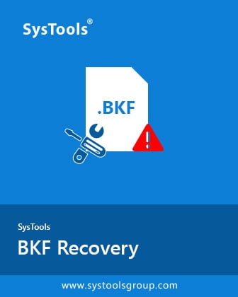 SysTools BFK Recovery