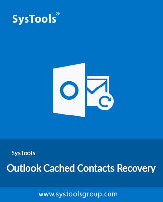 Systools outlook cached contacts recovery